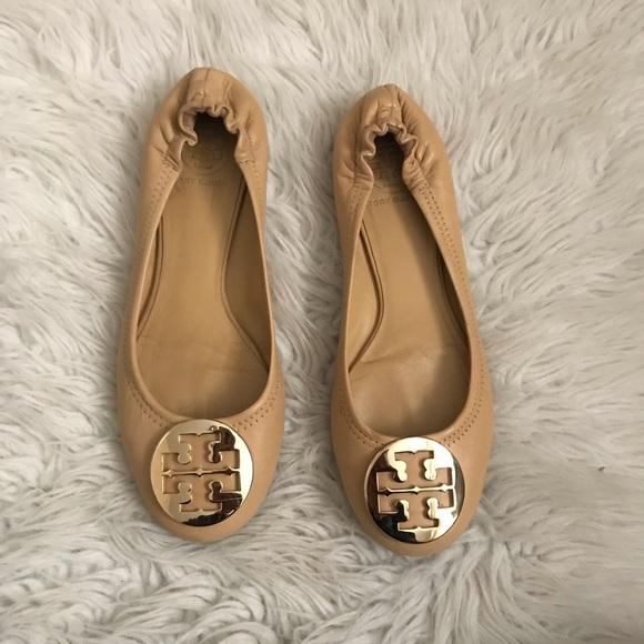 Tory Burch Shoes | Tory Burch Reva Nude